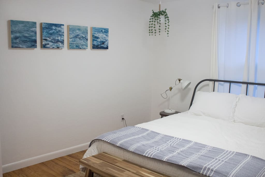 Bright Modern Apartment Retreat Near Osu Guest Suites