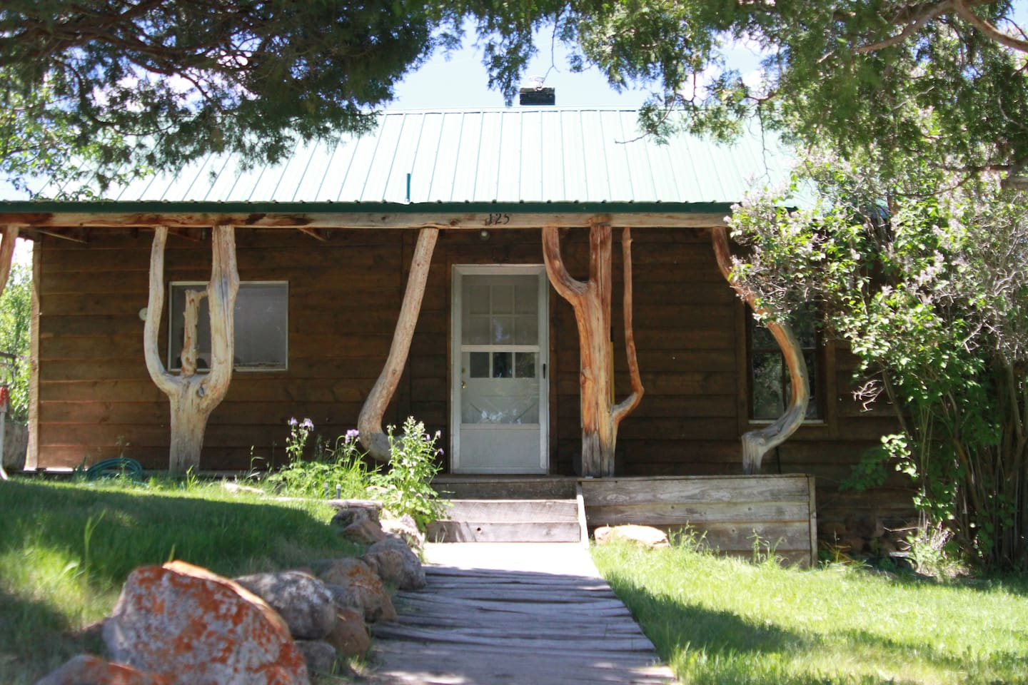 1800\'s Cabin with a View - Cabins for Rent in Bloomington, Idaho ...