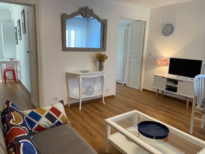 Joli appartement coeur de village Piana