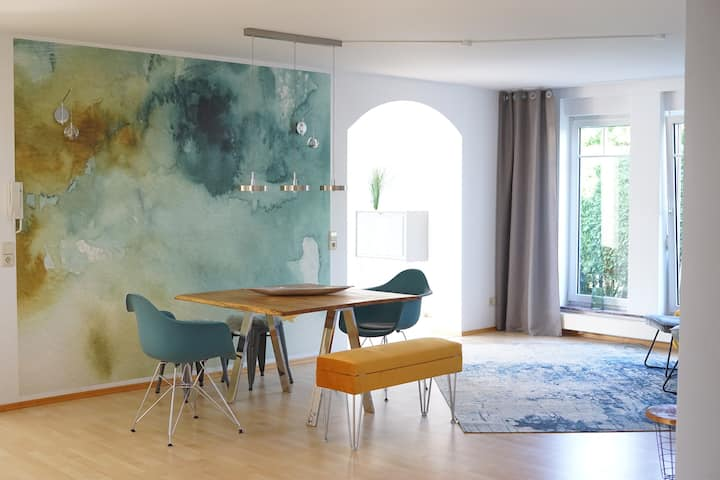 Exklusive, modern eingerichtete 150qm Wohnung