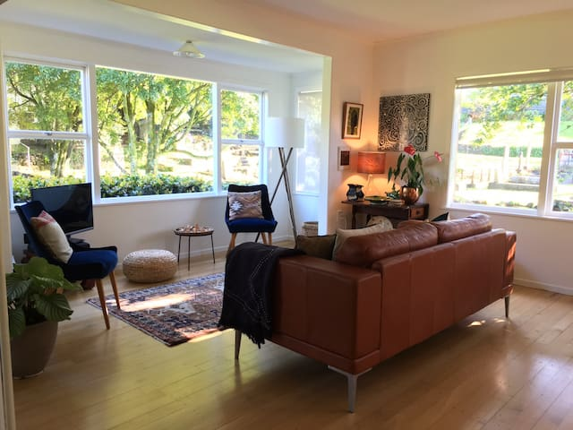 Stylish and Sun-filled Two Bedroom House