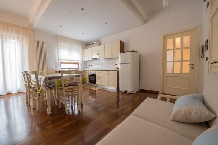 Appartamento in completo confort