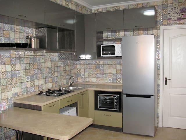 Апартаменты в двух шагах от Киева