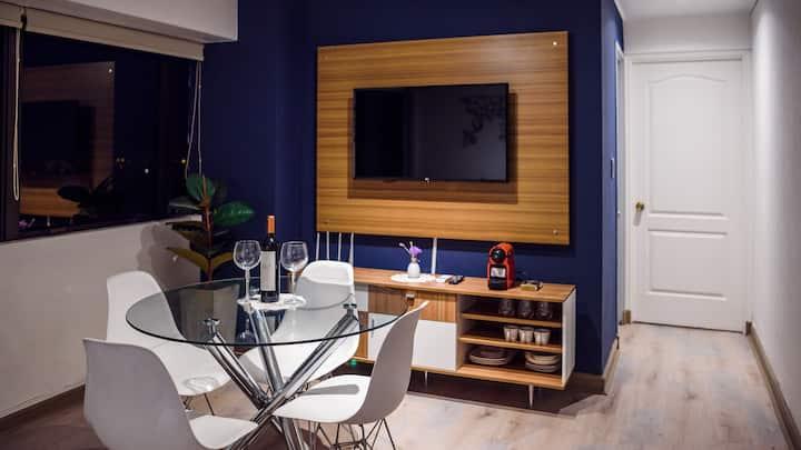 Modern apartment in Mendoza!