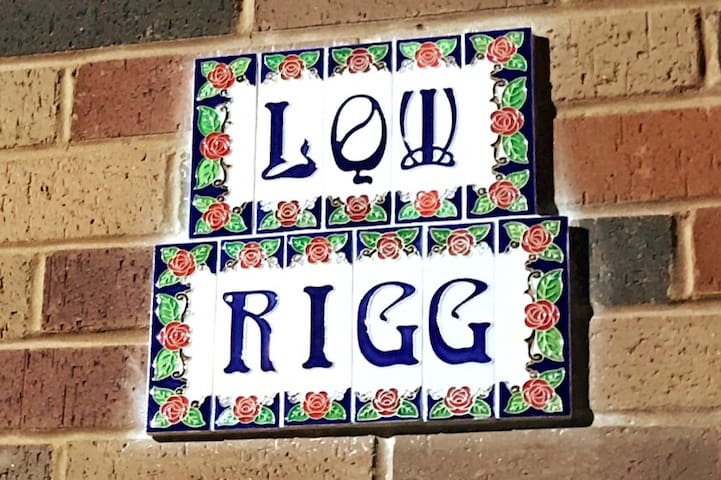 Welcome to Low Rigg .Bishopsteignton, South Devon.