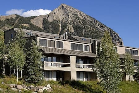 Cozy Mountain Ski Condo at Mt Crested Butte