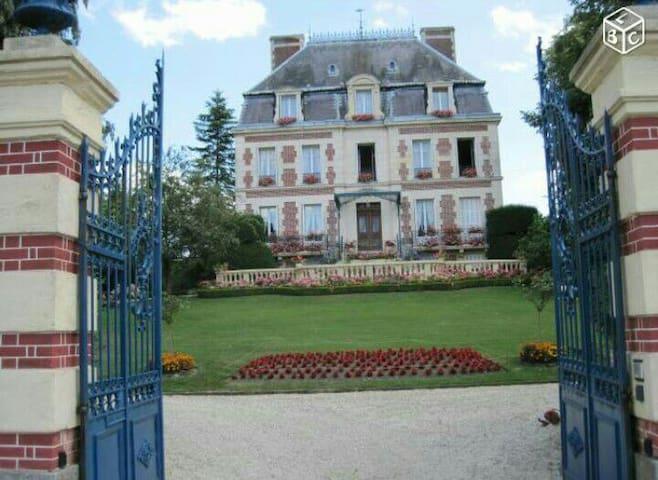 Magnifique demeure XIXe - Normandie - Hiéville - Dom