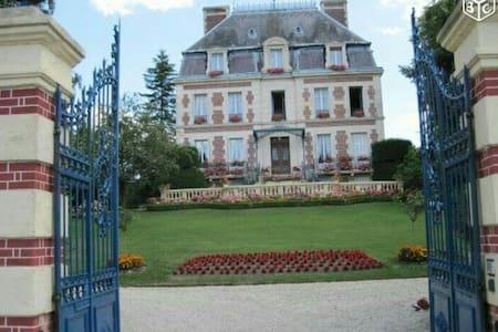 Magnifique demeure XIXe - Normandie - Hiéville
