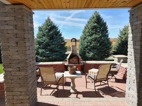Central Plains Luxurious Home