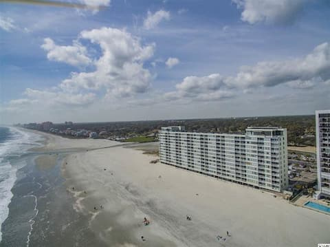 Oceanfront Condo @ Sands Beach Club on Shore Dr
