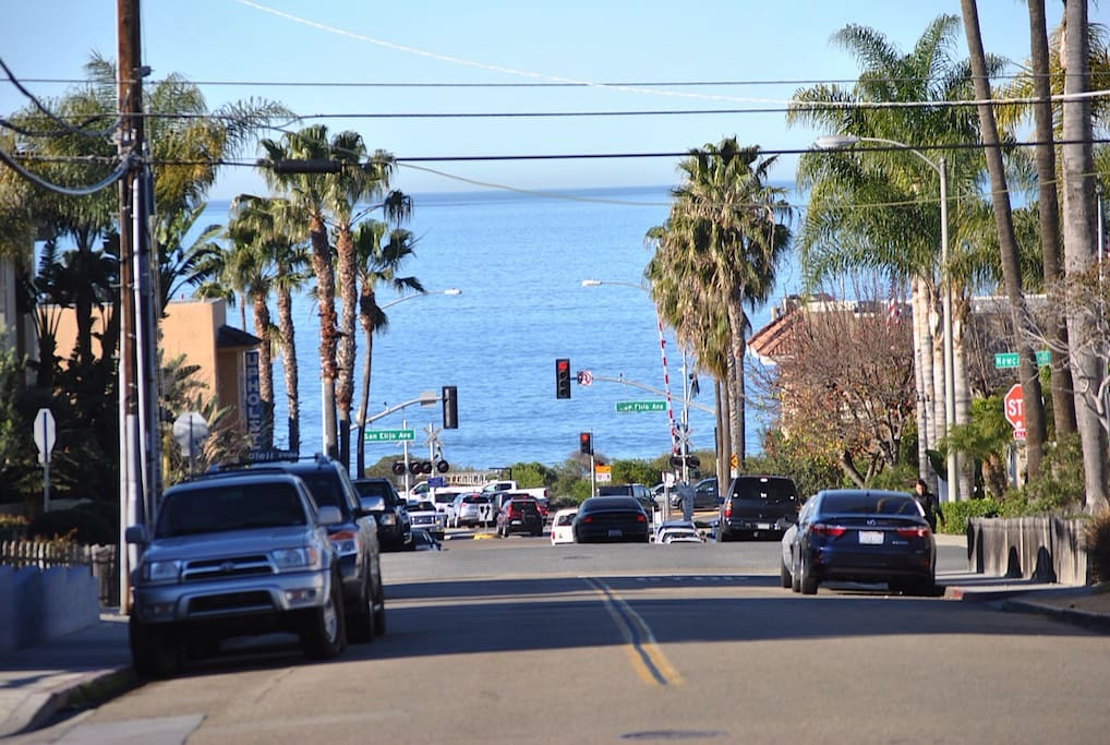Located in the Walking District of Cardiff-by-the-Sea, CA