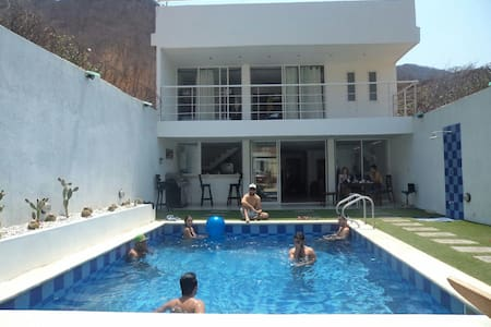 Gay Hostel Mountain Room - Taganga