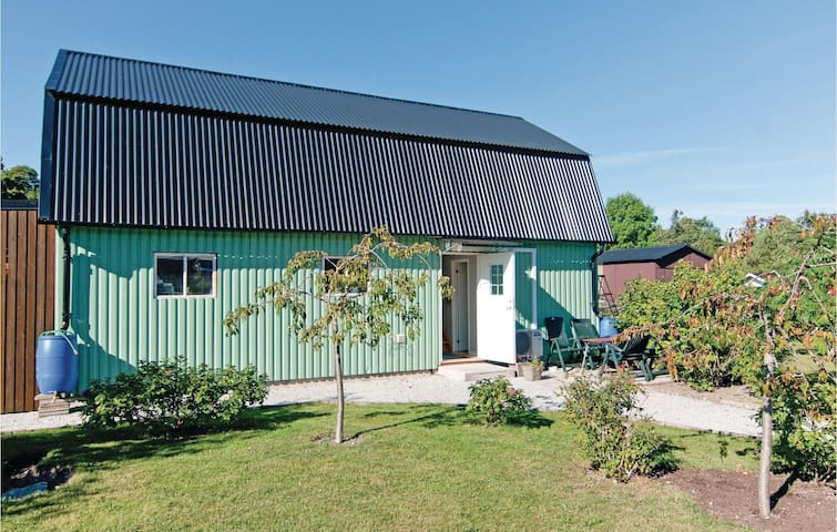 Holiday cottage with 2 bedrooms on 60m² in Klintehamn