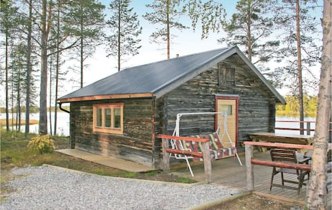 Stunning home in Arvidsjaur with Sauna and 0 Bedrooms