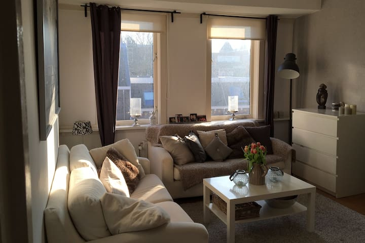 Cosy apartment 5 min. walk from station and centre - Utrecht - Apartament