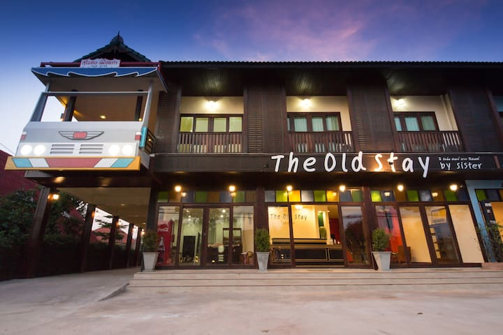 The old stay by sister - Tambon Mueang Kao - Overig
