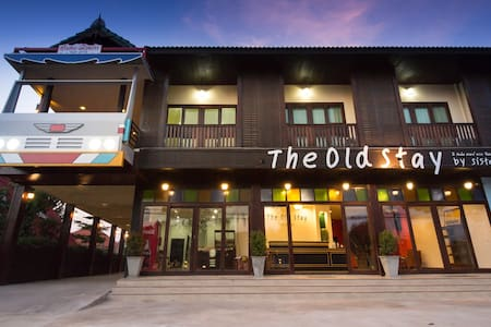 The old stay by sister - Tambon Mueang Kao