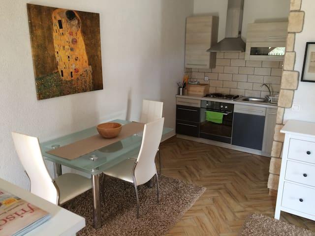 Villa Brioni-Blick Pool Apartment - Фазана - Квартира