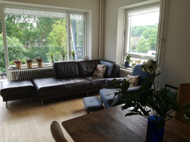 Appartment for two near Leiden.