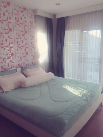 舒适的家 - ท่าศาลา - Bed & Breakfast