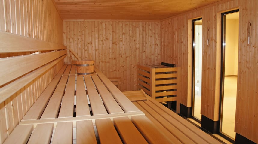 Sauna (kostenfrei)