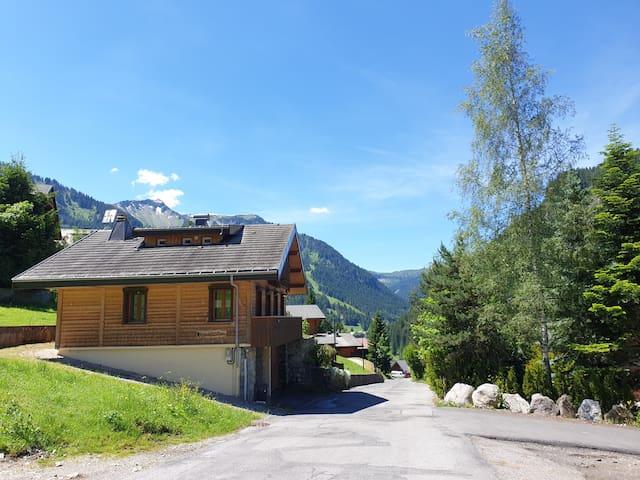Chalet Le Petit Ramoneur - French Alps