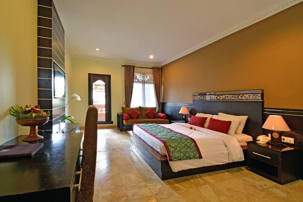 Super Deluxe Room  ( double Bed )