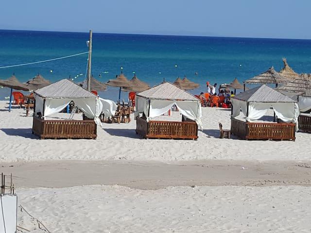 COIN DE REVE PIED DANS L'EAU - Ghar El Melh