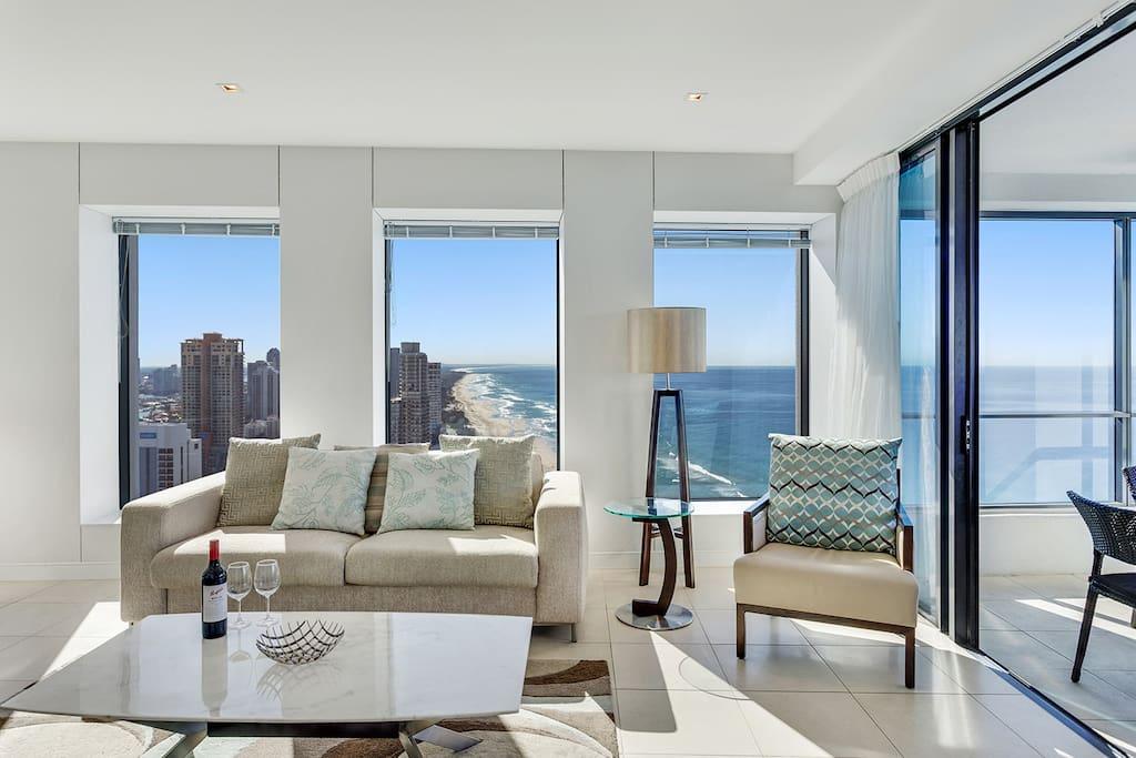 Luxury Soul Three-Bedroom Apartment - Level 33