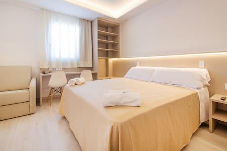 Habitación doble superior cerca de Barcelona - La Garriga