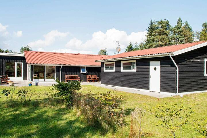 Cozy Holiday Home in Ørsted Near Beach
