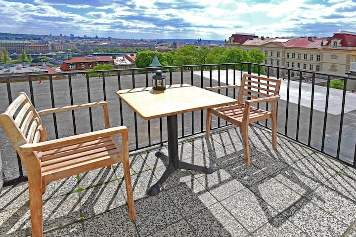 Apartment, View old town, Free transfer