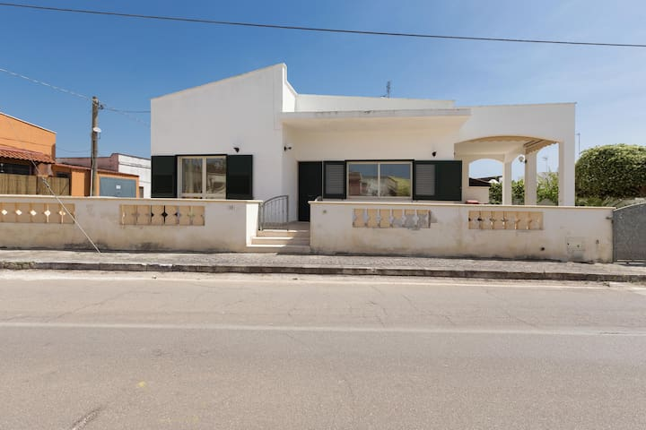 689 House at 100 m from the coast of Posto Rosso - Posto Rosso