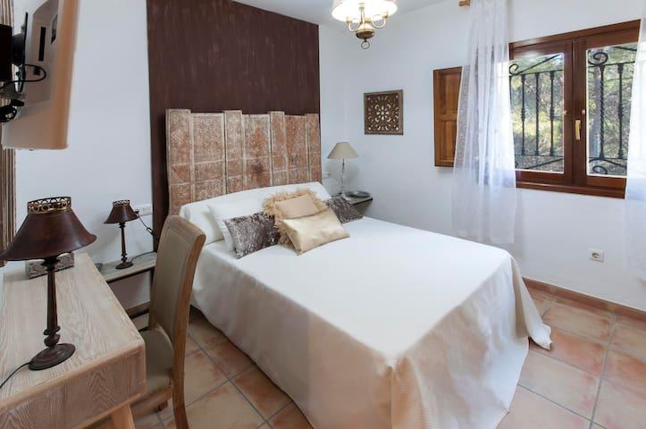 Habitación PAQUITO - Aielo de Rugat - Villa
