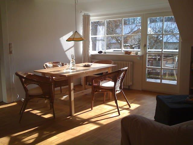 Galeriewohnung am Ammersee - Dießen - Apartamento