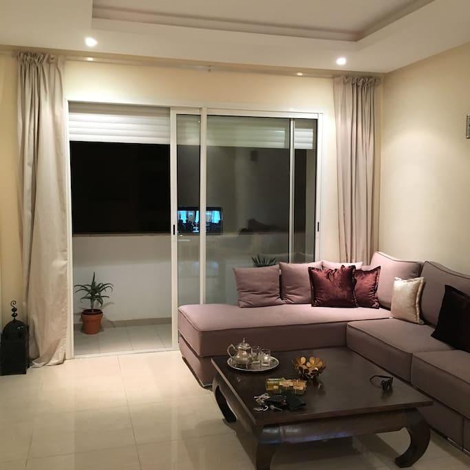 Bel appart 96m2 meuble vue mer longue duree courte - Location appartement paris meuble longue duree ...