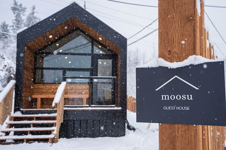 Moosu Guest House and Spa, Cedar Hot Tub and Sauna