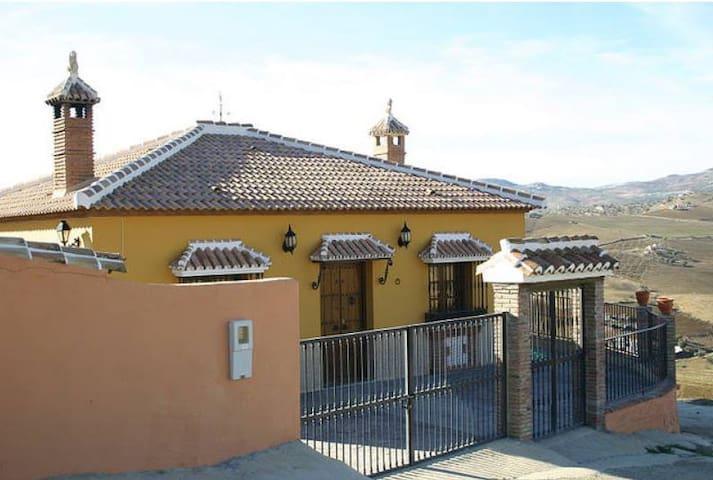 Villa Arrabal - Almogía - Villa