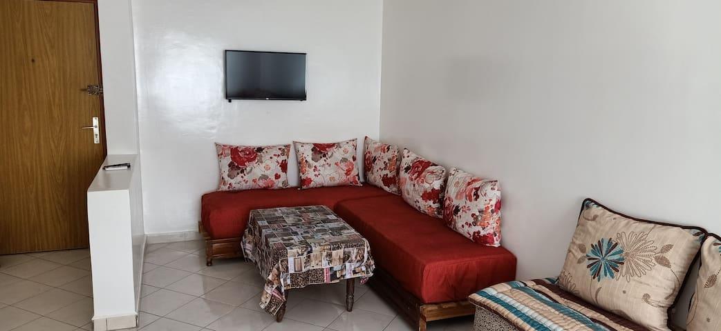 Cozy appartement near downtown Settat