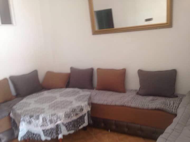 Appartement meublé (RdC) Martil proche de la mer