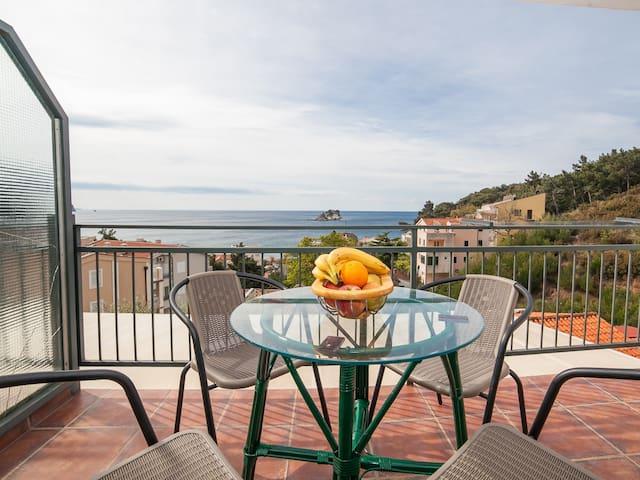 Apartments DDM -  Apartment with Sea View (Darija)