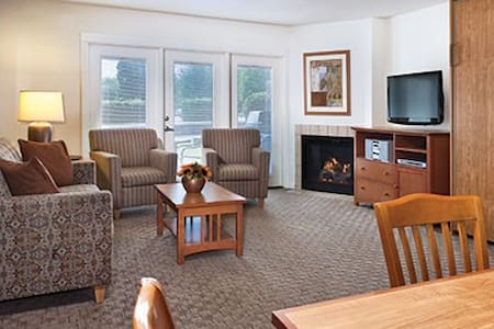 Grand Lake Studio #2 (FREE WiFi / NO CLEAN FEE) - Afton - Kondominium