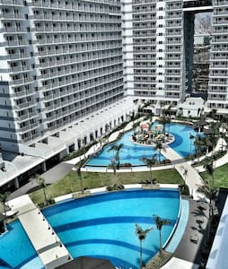Condotel across Mall of Asia - Pasay