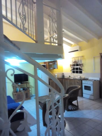 Loft Apartment - Lambeau Tobago - Loft