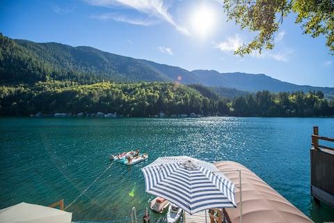 Sunny Lake Sutherland Cabin - Water Sports / Ski