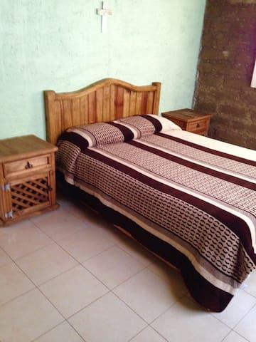 Refugio natural de luciérnagas - San Rafael Ixtapalucan - Natur lodge