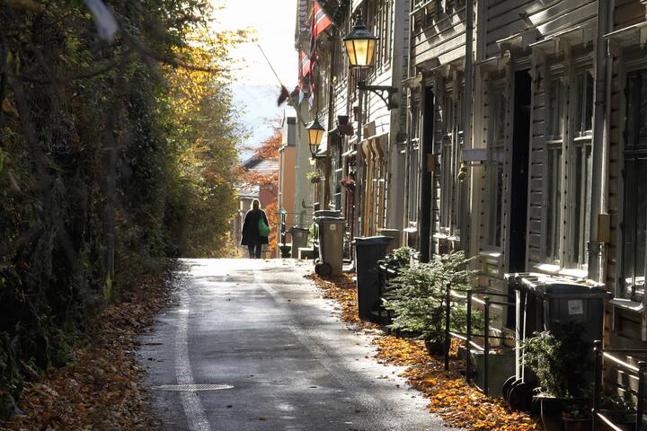 Great view in the centre of Bergen - Bergen - Apartament