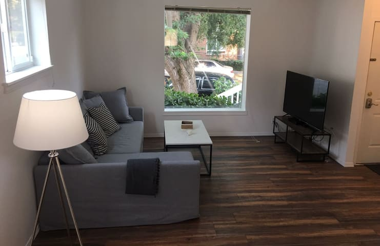 Perfectly Located Soho-Chic 1BR Seattle Apartment