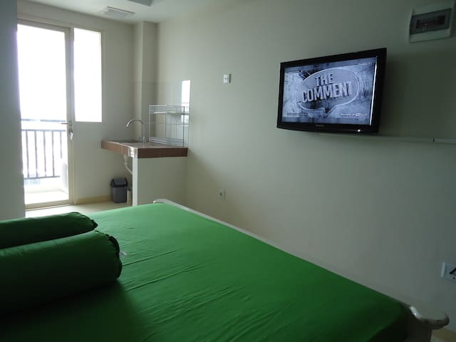 Simple yet cozy apartment in Ciputat! - Ciputat - Appartement