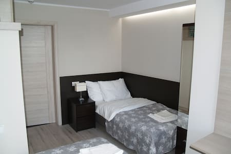 2 bedroom with bathroom, tv, Wi-Fi - Gdańsk